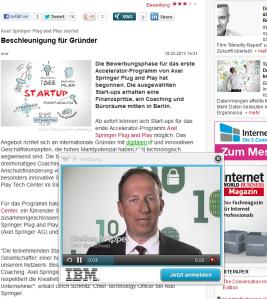 IBM Teaser